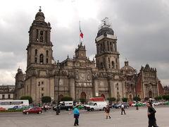 メキシコ6日目 ケレタロからメキシコシティへ 2008/9/18