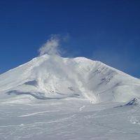 《北海道散歩》冬の大雪山 ~紅葉もいいけど白銀の旭岳~