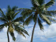 2008 チューク諸島の旅 Part1
