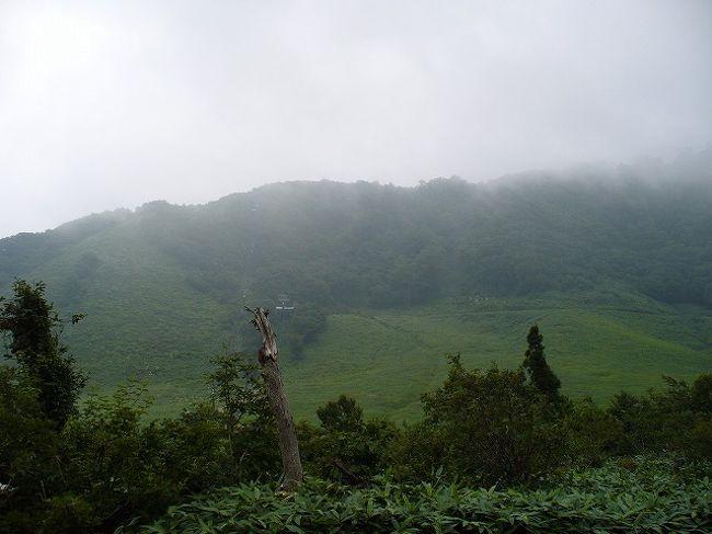 昨年の鳥取大山が楽しすぎて今年も夏休みの旅行は<br />鳥取大山の旅に決定!!<br /><br />今年も2泊3日、大山鏡ヶ成休暇村に宿泊です♪<br /><br />しかし、昨年とはうって変わって雨・雨・雨・・・<br /><br /><br />