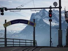 初めての母&娘 ドイツ・ロマンチック街道~スイスの旅5【ユングフラウヨッホ~クライネシャイディク】