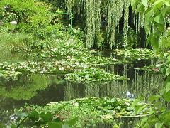 フランス大周遊(その3)~オンフルール、ルーアン、モネの庭~
