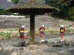 私の温泉宿100選@奥津温泉、河鹿園(岡山県)
