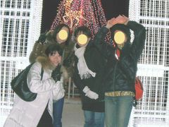 2007年12月 職場旅行で冬の旭山動物園&札幌&小樽へ
