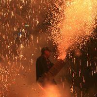 小さな旅●豊橋羽田八幡宮 羽田祭・五穀豊穣を願う手筒花火