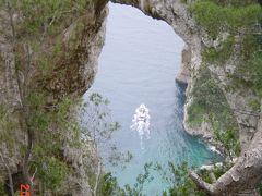 イタリア・シチリア島一周ドライブ&ナポリ(その4)~ポンペイ、カプリ島、ナポリ~