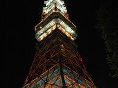 東京夜の散策