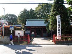 江戸東京紀行(家康公の木像が祀られている、仙波東照宮、とことん東照宮の巻)