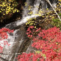 死のロード? 北海道社員旅行3 滝めぐりシリーズ90 恵庭渓谷の滝 北海道恵庭市