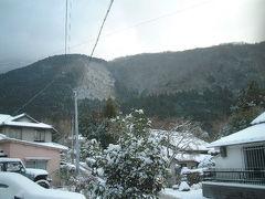 雪の降る町を~♪ な湯布院の旅