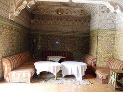 パリ・モロッコ・スペインそしてロンドン周遊の旅 4 -ホテルアグダル(マラケシュ)