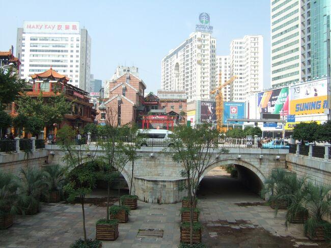 昆明・三回目 -中国西南の旅-