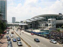 Formula One Singapore GP 2008(その2.9)ちょっと一息