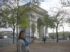 パリのお散歩
