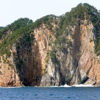 みちのく一人旅?-08遊覧船による海のアルプス・北山崎めぐり:帰路