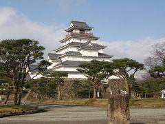 会津若松鶴ケ城でバードウォッチング [2008](1)