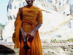 アユタヤの仏教遺跡