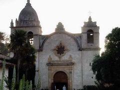 カリフォルニア・ミッション紀行(7) Carmel Mission
