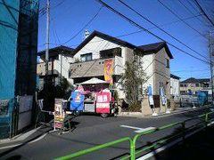 イベント移動販売クレープケータリングカー!東京練馬オープンハウス!
