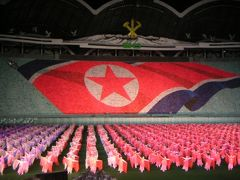 北朝鮮ひとり旅―マスゲームと38度線