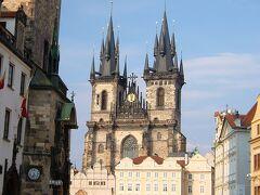 ◆中欧3カ国を巡る◆ その1・チェコ/プラハ~チェスキークルムロフ