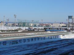 2008年12月 ちょっと馬を観に北海道・・・(2:ばんえいオークス@帯広競馬場)