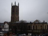 ダービー (Derby) 大聖堂 見学 2008年12月