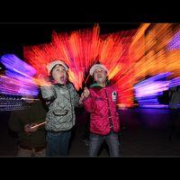 ひとり旅 ★BEST PHOTO  幻想的な空間' 備北丘陵公園' 「☆35万球の光 Winter Illumination ☆」広島県庄原市