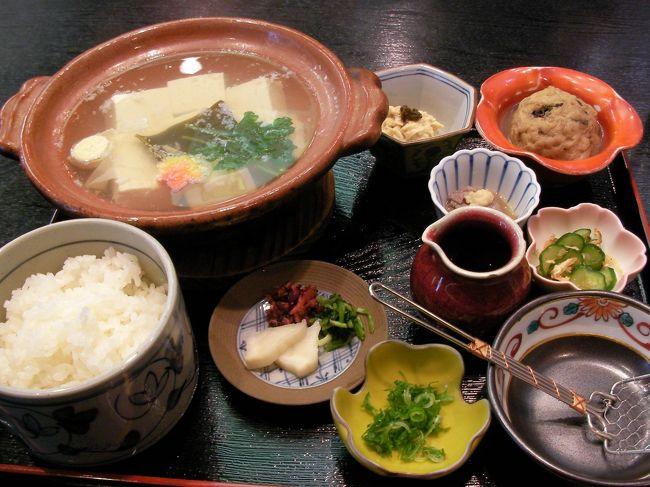 """今回の京都は""""京都らしい食""""を楽しんできました♪"""