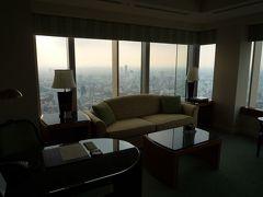 六本木 リッツカールトン東京 The Ritz-Carlton TOKYO エグゼクティブスイート に宿泊してみました。
