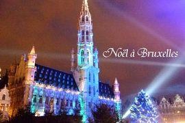 華やかなブリュッセルのノエル♪