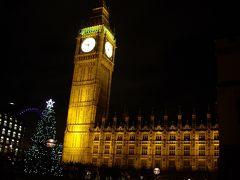 ロンドン 観光名所の夜