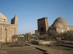 中央アジア5か国周遊ートルクメニスタン