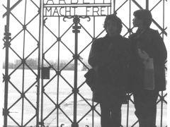 ダッハウ強制収容所跡の見学とユダヤ人ゲットー