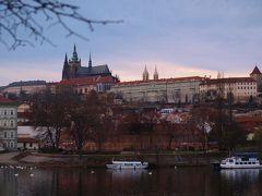 チェコ一人旅?*・゜・*夕暮れのプラハ、そして帰国*・゜・*