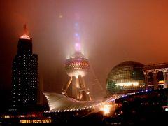 リベンジのはずが…年末上海の旅・再び?