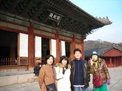 2008年末 ソウル☆4人旅