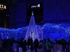 汐留周辺&東京タワーのイルミネーション