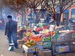 """真冬のシルクロードの旅 Part 5 ( 新疆ウイグル自治区内にある村 """"烏帕尓 「ウパール村」""""の旅  )"""