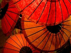 ★アジア冬旅(5) -ラオス ルアンパバンの町を一巡り