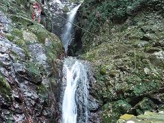 マイナー滝めぐり『猪掘の滝』◆2008最後の旅行は九州の滝めぐり【その4】