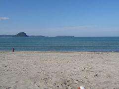 日本三大松原・虹の松原海岸◆2008最後の旅行は九州の滝めぐり【その6】