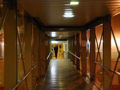 オーロラを求めて 沿岸急行船の旅(3)~ベルゲン出航! by MIDNATSOL (船内探検の巻)