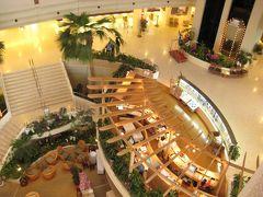沖縄2日目・万座ビーチホテルの朝風景@2009年冬休み