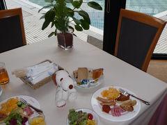 「ハイアット・レジデンシャルスイート・福岡」部屋&朝食編◆2008最後の旅行は九州の滝めぐり【その11】