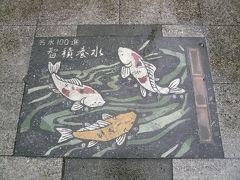 ~水の旅~ 鯉泳ぐ 【智積養水(ちしゃくようすい)】
