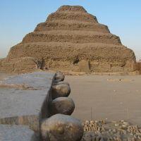 憧れだったエジプトのはず✘✘✘ 太陽の船・野外博物館ピラミッド△△△?
