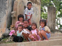 3回目のフィリピン in カモテス島