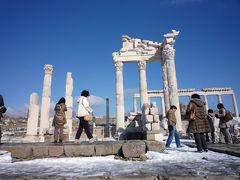 トルコの旅:3日目-1(アクロポリス編)