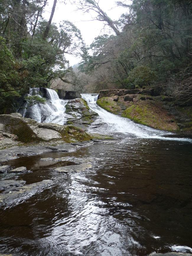 今回の旅行の最後の目的地である菊池渓谷にやって来ました!<br />日本の滝百選「四十三万滝(よんじゅうさんまんだき)」を含む滝群と美しい渓谷があるというので、とても楽しみにしていました。<br />【その20】では、日本の滝百選『四十三万滝』と菊池渓谷(復路)をご紹介します。<br /><br />※祝!!日本の滝百選50ヵ所到達。<br />当初の目標だった50ヵ所を2008年の最後に達成できて感無量です。<br />2009年の目標は60ヶ所到達です。<br />